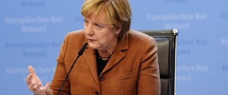 Give Merkel the Nobel Peace Prize -- She's Earned It - Huffington Post | NGOs in Human Rights, Peace and Development | Scoop.it