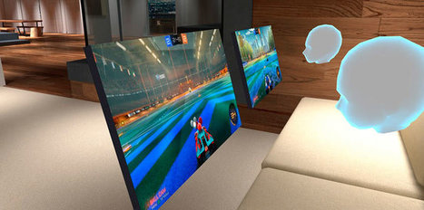 Realidad virtual para tu ordenador | Chaval.es | Augmented Reality & VR Tools and News | Scoop.it