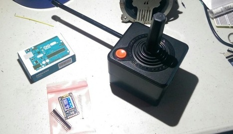 Atari 2600 Controller Now Controls CNC Plasma Cutter   Today's Manufacturing News   Scoop.it