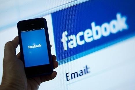 Comment utilisons-nous Facebook sur les smartphones ?   La Revue du Social Media   Scoop.it
