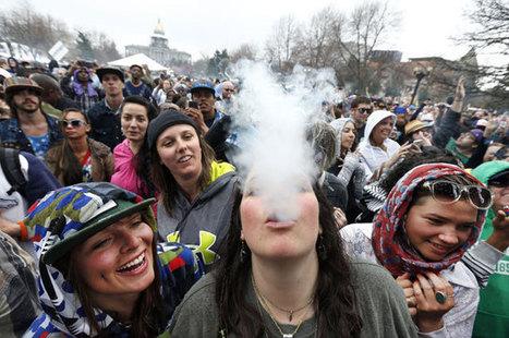 Así se celebró el Día Internacional de la Marihuana   Drogas, Sexo, Juventud y Salud   Scoop.it