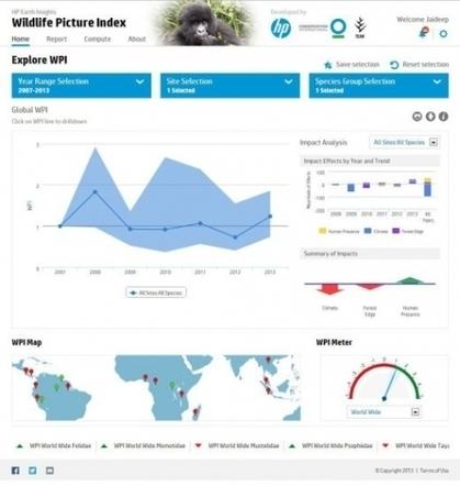 Logiciels › Le big data au service de la biodiversité › GreenIT.fr | Logiciels libres,Open Data,open-source,creative common,données publiques,domaine public,biens communs,mégadonnées | Scoop.it