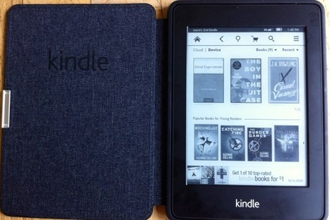 Kindle Paperwhite sold out until November | E-Books in the Digital Marketplace | Scoop.it