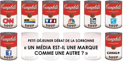 Un média est-il une marque comme une autre? Et vice et versa.   DocPresseESJ   Scoop.it