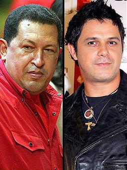 Alejandro Sanz preguntó y Chávez le dio una muy buena respuesta | Global politics | Scoop.it