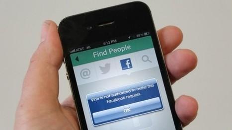 Facebook bloquea la aplicación de vídeos de Twitter - TreceBits | Medios sociales y marketing 2.0 | Scoop.it