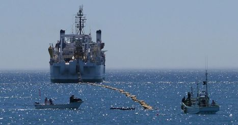 Google's undersea cable connecting US and Japan is now live | Technology | Scoop.it