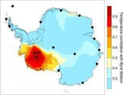 Study shows rapid warming on the West Antarctic ice sheet | Nature enviroment and life. | Scoop.it