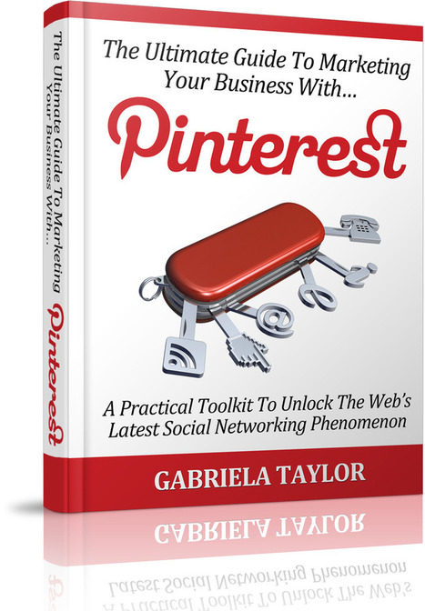 7 Ways To Use Pinterest As A Writer | Pinterest and Facebook Tweaking | Scoop.it