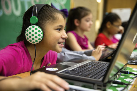 Google: Girls Can Do Great Things With Code | iPads, MakerEd and More  in Education | Scoop.it