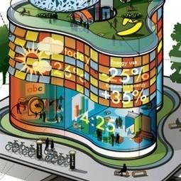 Les gratte-ciel bientôt construits par des drones - Demain La Ville - Bouygues Immobilier | Smart City | Scoop.it