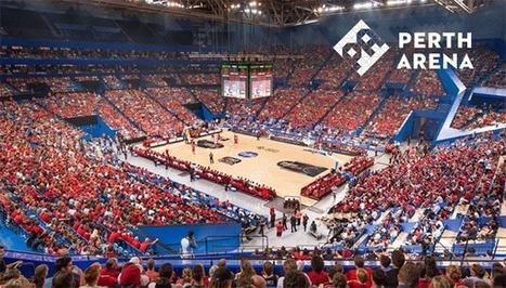 Perth Arena   Austadiums   IMCC 8 Society and Environment   Scoop.it