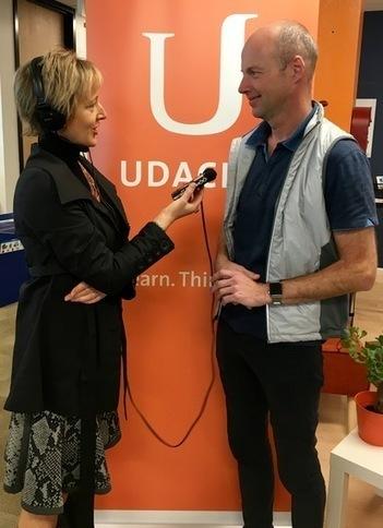Sebastian Thrun: AI Pioneer Seeks Education Revolution | Distance Learning | Scoop.it