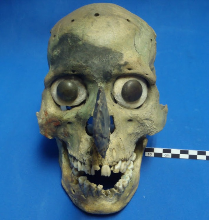 Mystery of the gruesome Aztec skull masks solved | The Archaeology News Network | Amériques | Scoop.it