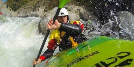 Sud-Aveyron : retour sur la saison folle du kayakiste Mathieu Dumoulin   L'info tourisme en Aveyron   Scoop.it