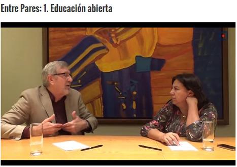 Entre Pares: 1. Educación abierta   Educación abierta: EaD,e-learning,m-learning,u-learning y las emergentes...   Scoop.it