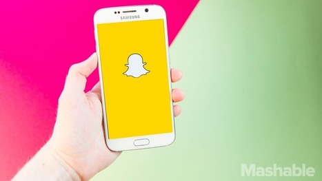 7 choses sur le chat de Snapchat dont vous ignoriez sans doute l'existence | Le Community Management autrement | Scoop.it