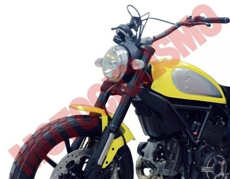Exclusive: Ducati Scrambler in the final version, the first photos | Ductalk Ducati News | Scoop.it
