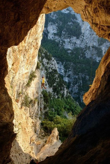 Frasassi: not only the amazing caves | Le Marche another Italy | Scoop.it