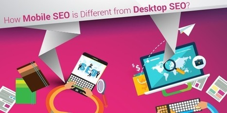Are Mobile SEO and Desktop SEO Equally Significant? | iphone apps development melbourne | Scoop.it