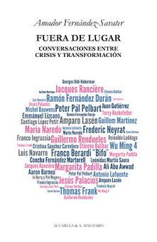 Novedad en Acuarela: Fuera de lugar de Amador Fernández-Savater - Acuarela Libros | Poder-En-Red | Scoop.it