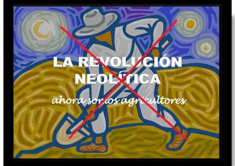 ENTRE EL PALEOLÍTICO Y EL NEOLÍTICO | Geografía e Historia | Scoop.it