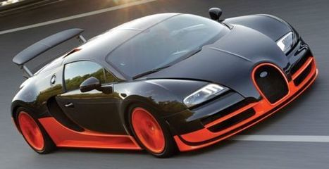 Top 10 Fastest Cars in 2013 | Top 10 of Anything | Scoop.it