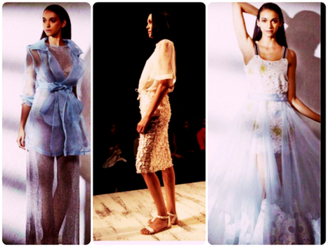 WIFW'15: Not So Seriously 'Sheer'   the fashion clothes shoes dress bags   Scoop.it