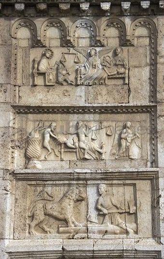 #Umbria - San Pietro a #Spoleto, un enigma di pietra | Umbria & Italy | Scoop.it