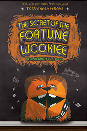 Watch. Connect. Read.: Tomorrow is The Secret of the Fortune Wookiee's Book Birthday | ficition | Scoop.it