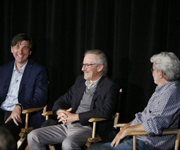 Lucas and Spielberg on storytelling in games: 'it's not going to be Shakespeare' | Thinking, Learning, and Laughing | Scoop.it