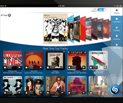 Shazam for iPad now tags music and TV shows without user input | Diesel Black Gold | Scoop.it