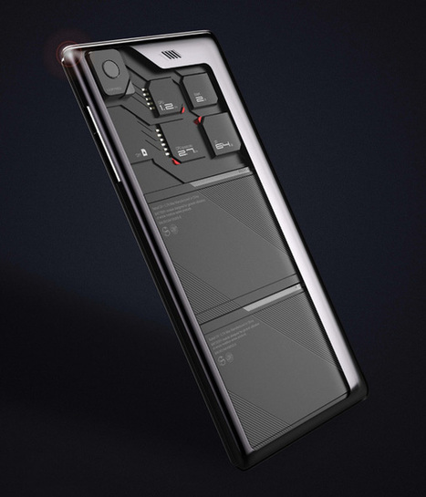 ECO-MOBIUS – Modular Phone concept by Peter Gao... | Startups | Scoop.it