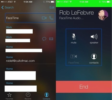 Five More Hidden Features In iOS 7 Beta [Feature] - Cult of Mac | iPhone iPad iMac iOS OSX | Scoop.it