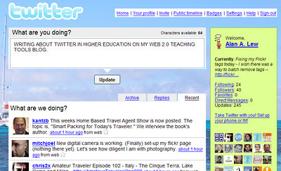 Web 2.0 Teaching Tools: Twitter Tweets for Higher Education | Twitter Resources | Scoop.it