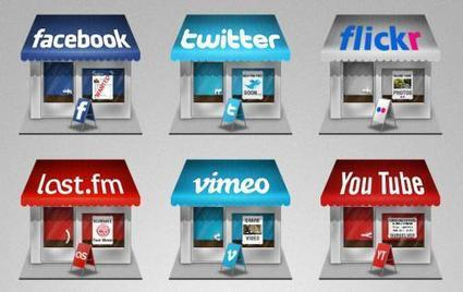 Social media for small retailers   SEO & E-commerce Business   Scoop.it