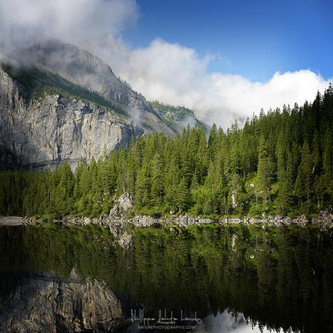 Lac Oeschinensee   Nature Photographie   Liens photo pour les yeux   Scoop.it