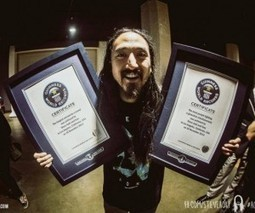 Steve Aoki & Fans Set Two Guinness World Records | esounds | Scoop.it