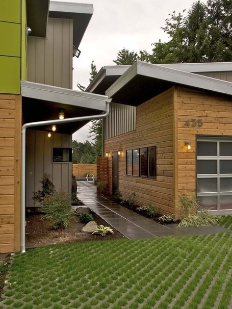 PH-1 Modern and Green Prefab Home by Place Architects | sustainable architecture | Scoop.it