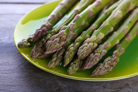 Why Does Asparagus Make Your Pee Smell Funny? | Anatomy & Physiology articles | Scoop.it