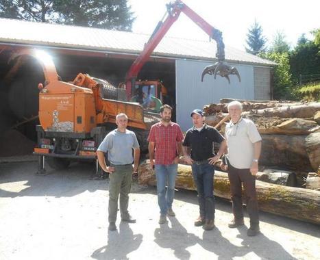 Le bois énergie passe à la vitesse supérieure | Filière bois : Filière d'avenir | Scoop.it