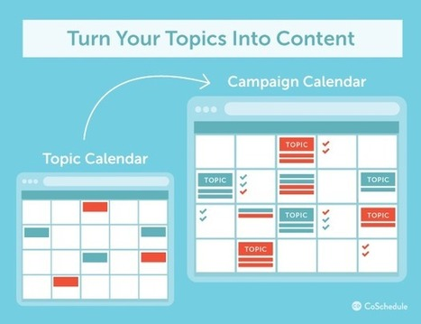 How to Strategize Your Annual Content Calendar Without Going Crazy | digital marketing strategy | Scoop.it