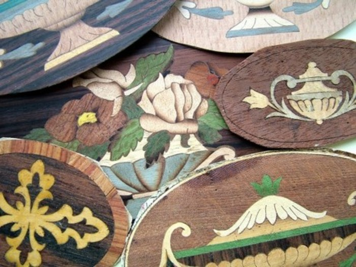 (EN) - History of Marquetry (with Glossary)   Stuart King   Glossarissimo!   Scoop.it