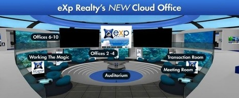 What's it Like to Work in a Cloud Office? | US Real Estate Stars | Scoop.it