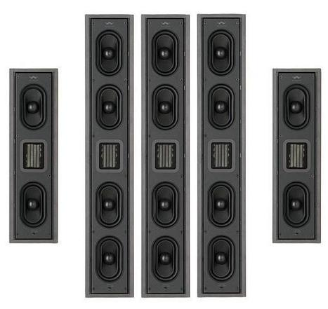 Wisdom Audio Insight P4i In-Wall Speaker System | Sound & Vision | ON-TopAudio | Scoop.it