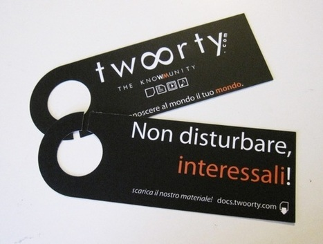 Twoorty, il social network made in Italy | Social media culture | Scoop.it