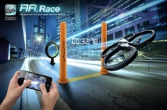 Parrot announces racing game for AR.Drone | iLounge News | Augmented Reality News and Trends | Scoop.it