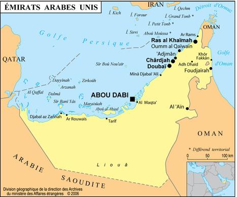 Qatar et Emirats Arabes Unis : vers une croissance durable ? – Les Yeux du Monde | Les Emirats arabes unis : progrès, démesure et inégalités. | Scoop.it