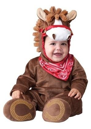 Pony Halloween Costumes for Infants | Best Halloween Ideas | Scoop.it