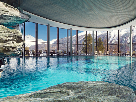 Gold List 2016: The Most Tranquil Spas in the World | Grande Passione | Scoop.it